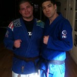 Sihing Phil Cruz receives his Brazilian JiuJitsu Brown Belt!