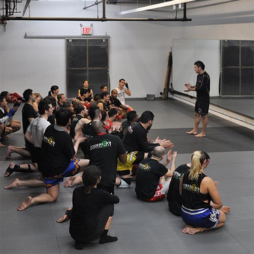Defining Your Martial Arts Journey And Yourself