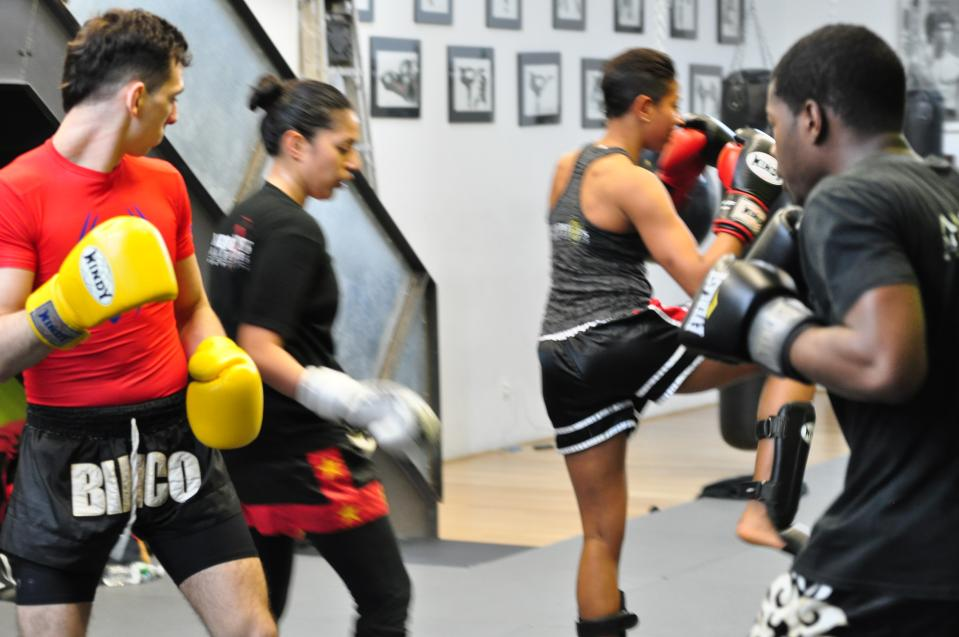 Footwork In Martial Arts, including Muay Thai, Jeet Kune Do, Boxing, Kali and Brazilian JiuJitsu