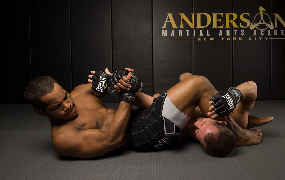 Mixed Martial Arts (MMA) at Andersons Martial Arts Academy