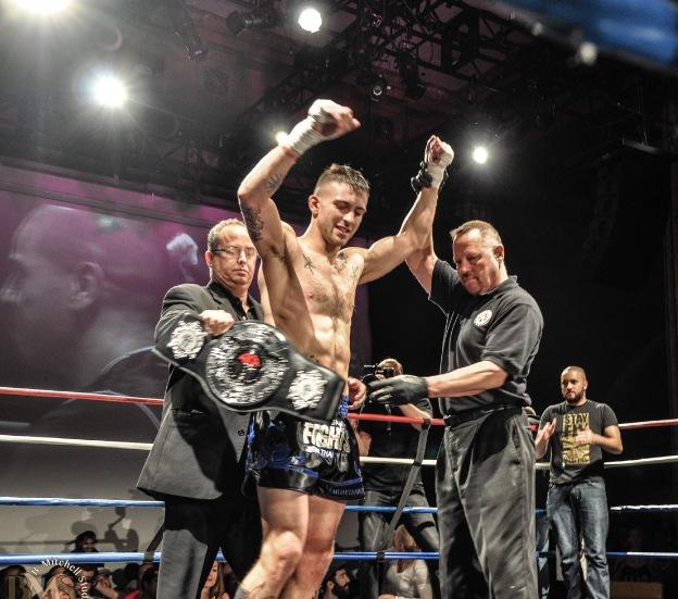 Anderson's Martial Arts NYC Brings Home 3 Impressive Muay Thai Wins, Including The WKA Belt!