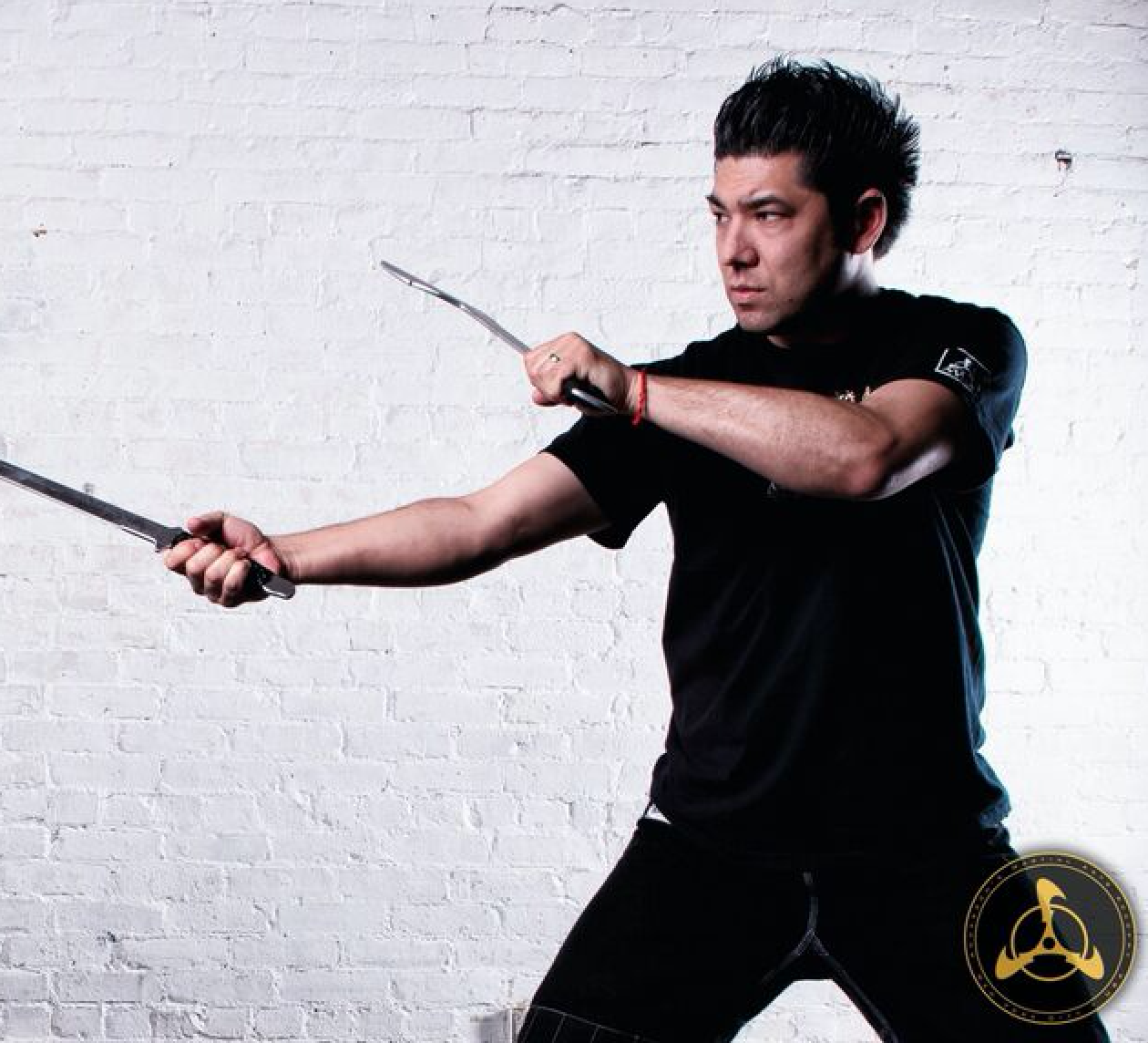 Who Is Martial Arts Training For?  Scott Glenn & Sifu Anderson show you that it's for everyone!