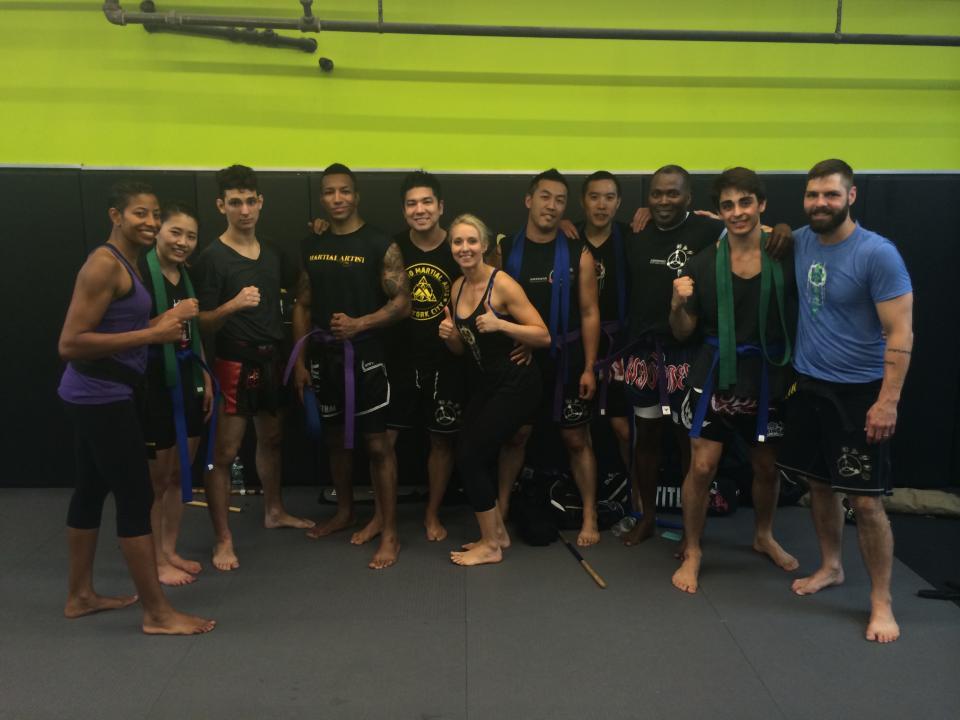 Jeet Kune Do & Filipino Martial Arts New York City Belt Promotions