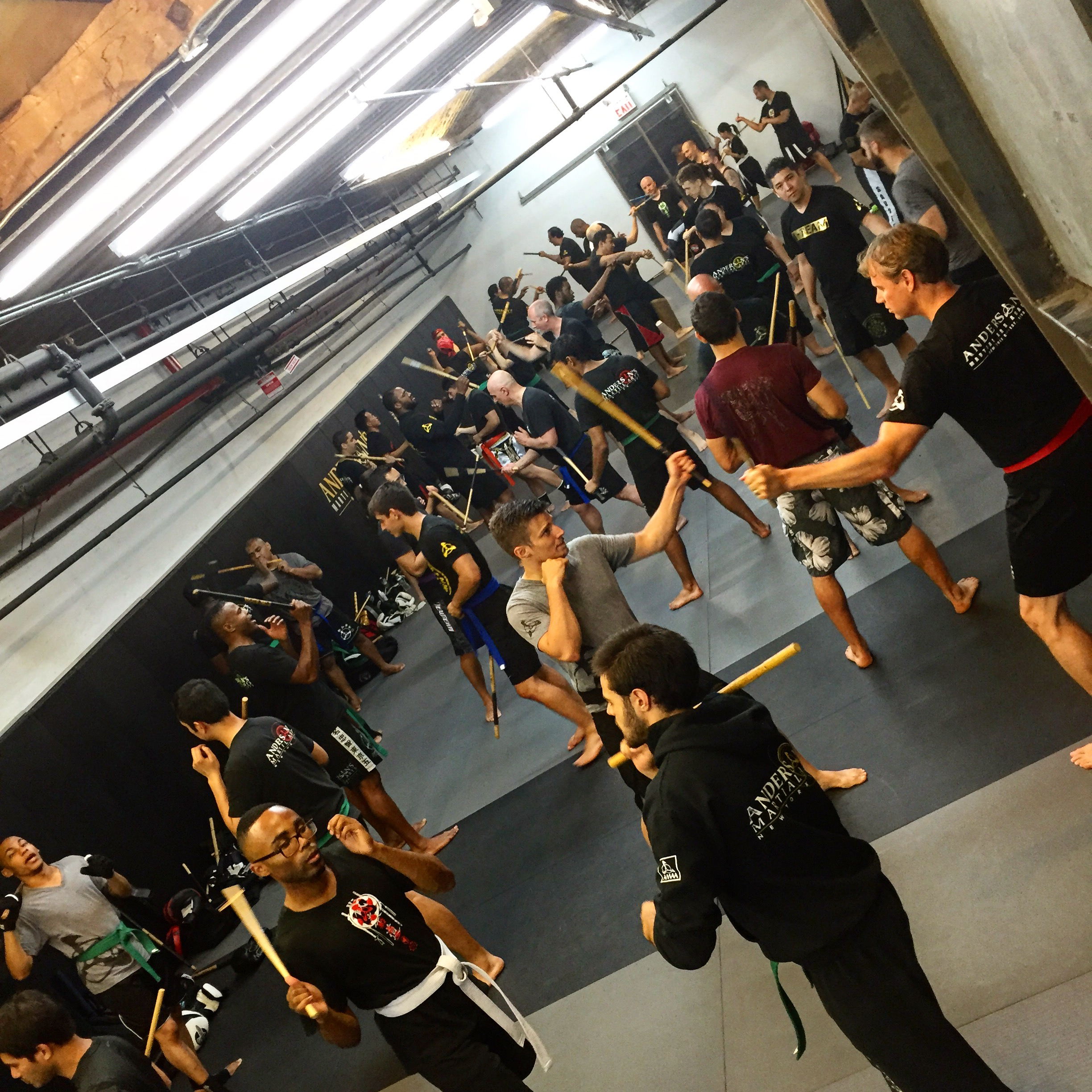 Guro Dan Inosanto Comes To Anderson's Martial Arts New York City - Jeet Kune Do