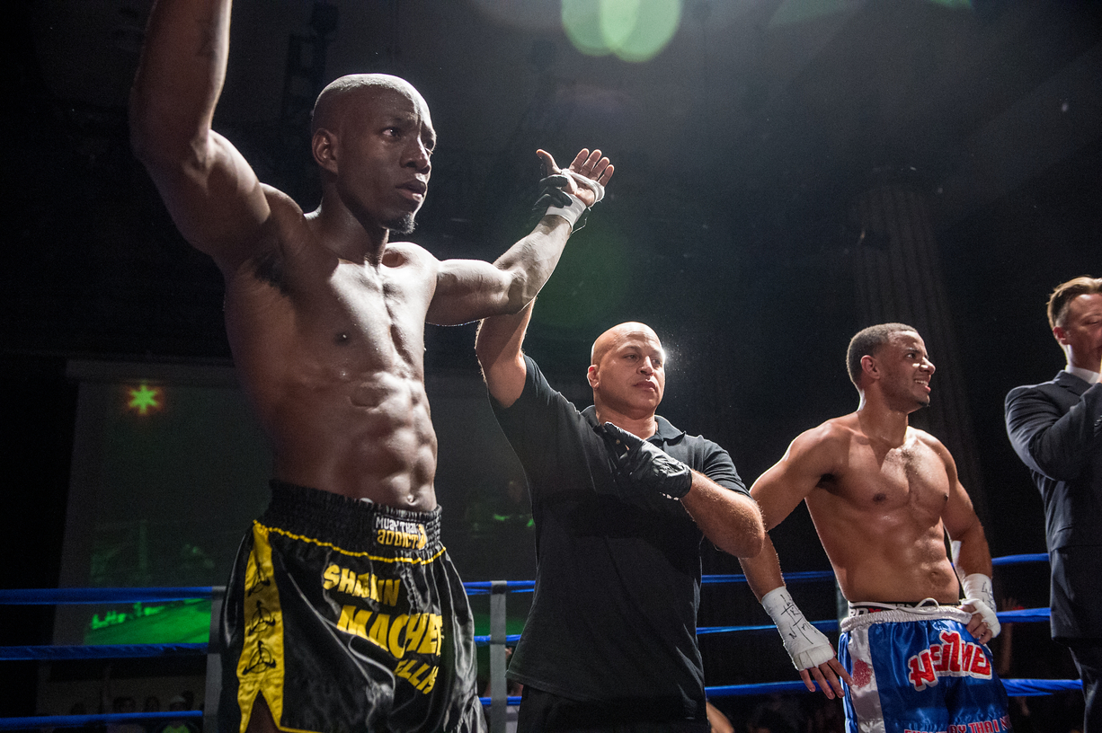 Anderson's Martial Arts NYC Fighter Shawn Perry Ellis Brings Home Another Muay Thai Win and Johnny Puts On A Great Show At FNF NYC