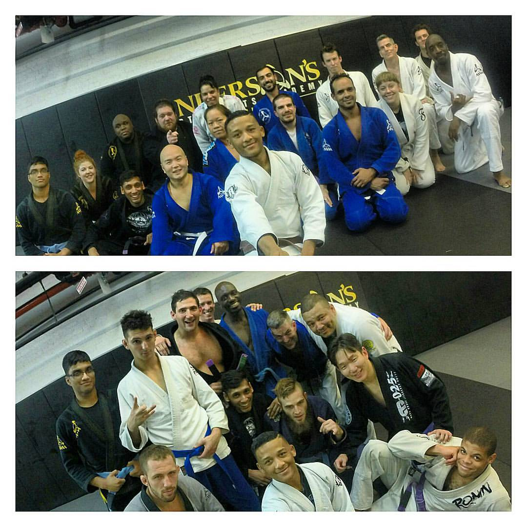 Perez Figueroa guest teaches the AMAA NYC Brazilian JiuJitsu classes & competes in the IBJJ No Gi Worlds