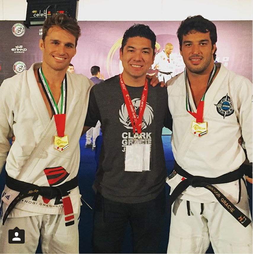 Who Is Clark Gracie - One Of Anderson's Martial Arts Frequently Visiting Guest Instructors & Friends