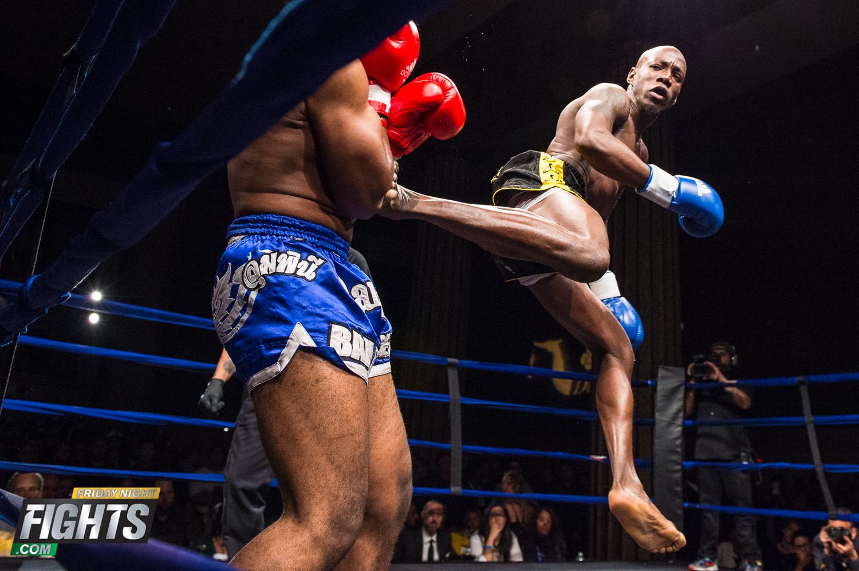 Shawn takes home the WKA 147lb NY State Champion Muay Thai Belt.