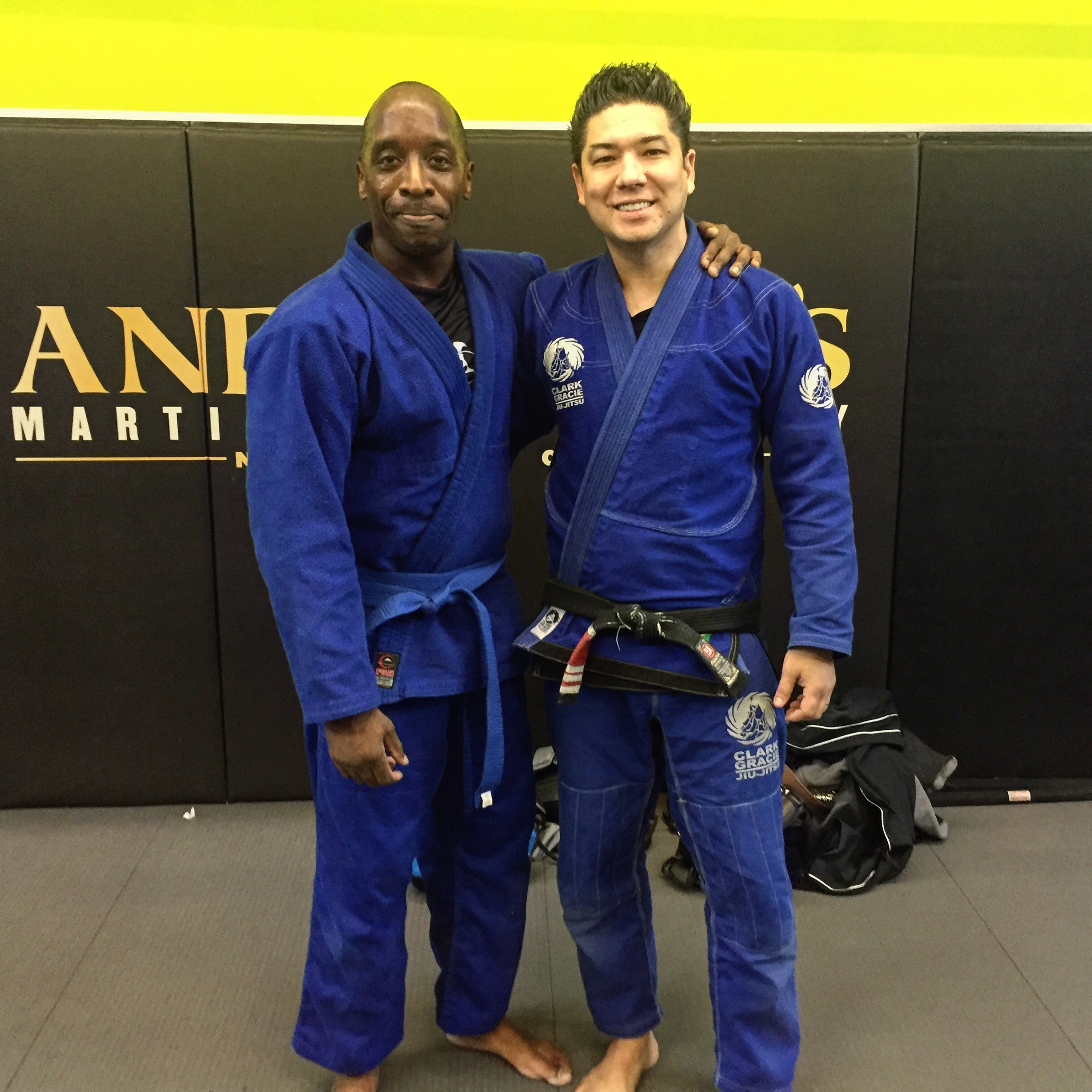James Gilbert Get His Brazilian JiuJitsu Blue Belt, Wins IBJJ Gold.