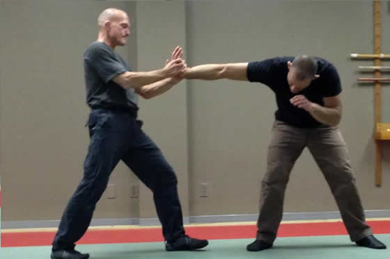 Gracie Jiu Jitsu Self Defense Work Shop NYC - Anderson's Martial Arts Hosts 5th degree Gracie Blackbelt Steve Maxwell