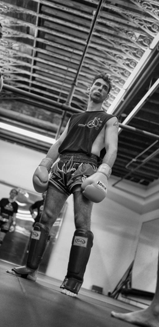 AMAA Martial Artist Profile: Jon Bianco