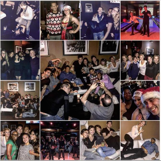 Annual Anderson's Martial Arts Holiday Party NYC