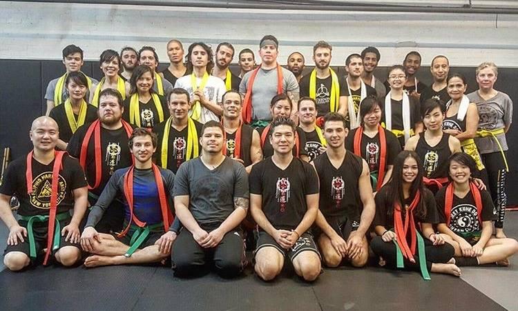 Jeet Kune Do & Filipino Martial Arts Belt Testing At Andersons Martial Arts NYC