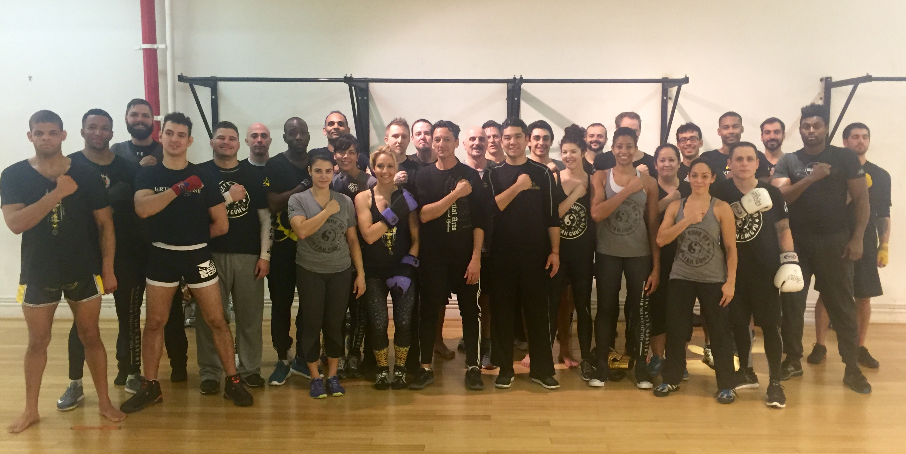 Andersons Martial Arts NYC Savate (French Kickboxing) Seminar Recap
