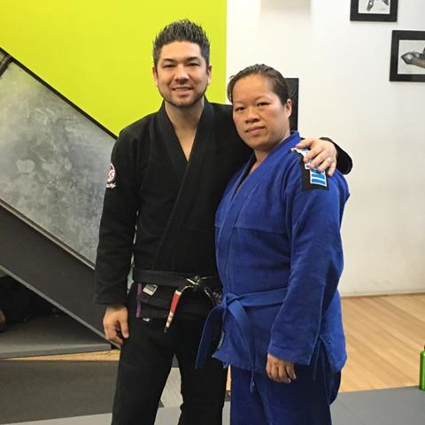 Student Spotlight: Karen Chan's Journey To Her Brazilian JiuJitsu Bluebelt at Anderson's Martial Arts NYC