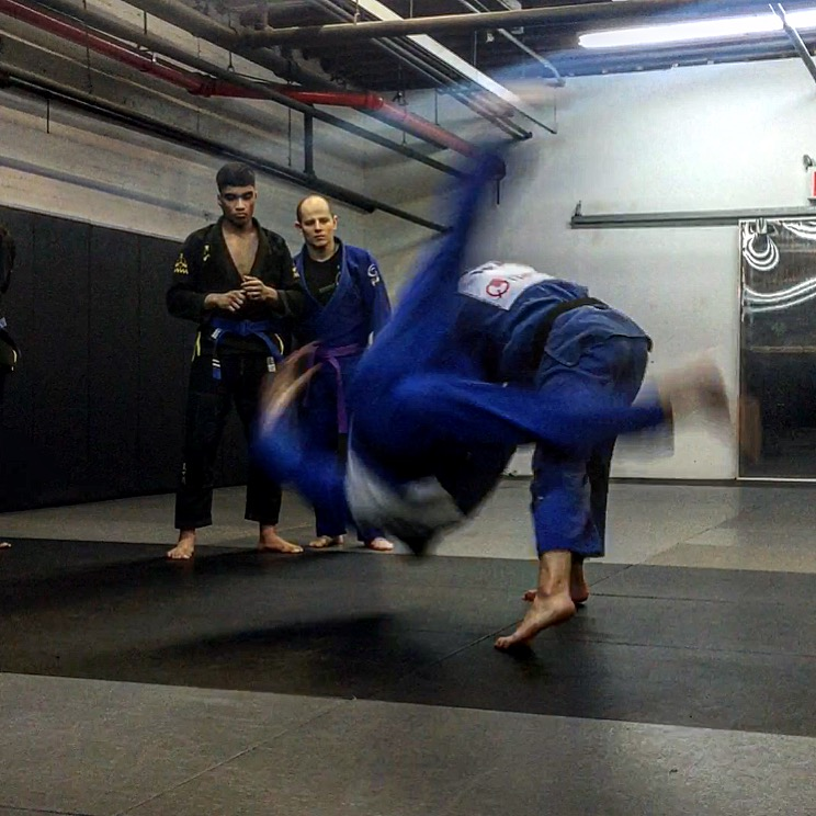 Olympic Bronze Medalist Ugo Legrand Teaches a FREE Judo Workshop at Anderson's Martial Arts NYC