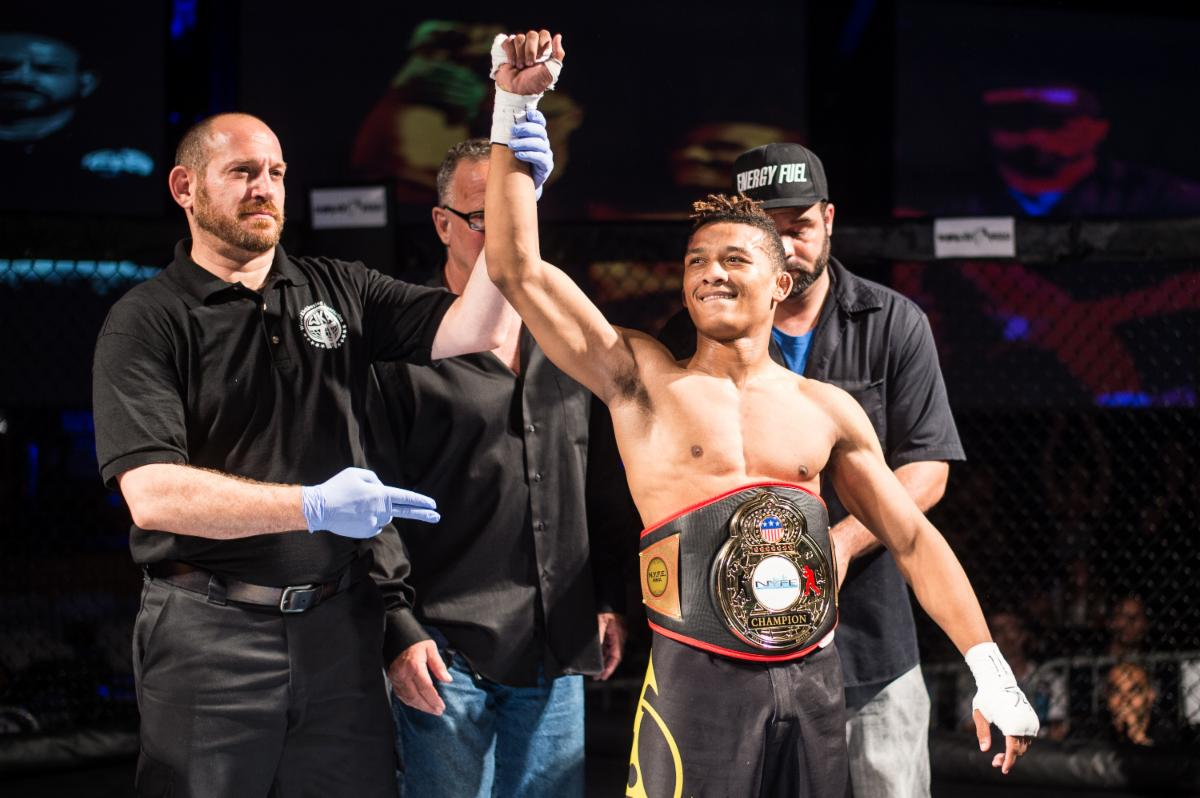 Andersons Martial Arts NYC Brings Home Another Title Belt in MMA!
