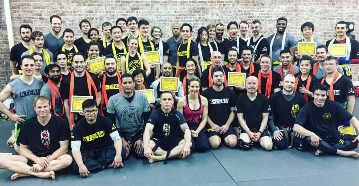 AMAA Belt Rank and Testing Highlights; Brazilian Jiujitsu, Muay Thai, Jeet Kune Do & Kali