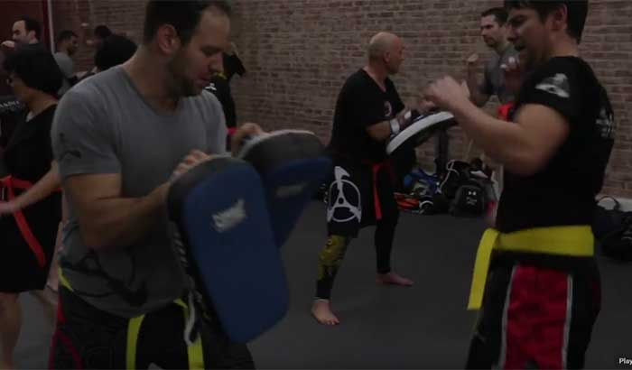 Andersons Martial Arts Academy NYC Testing - Watching Goals Come Alive