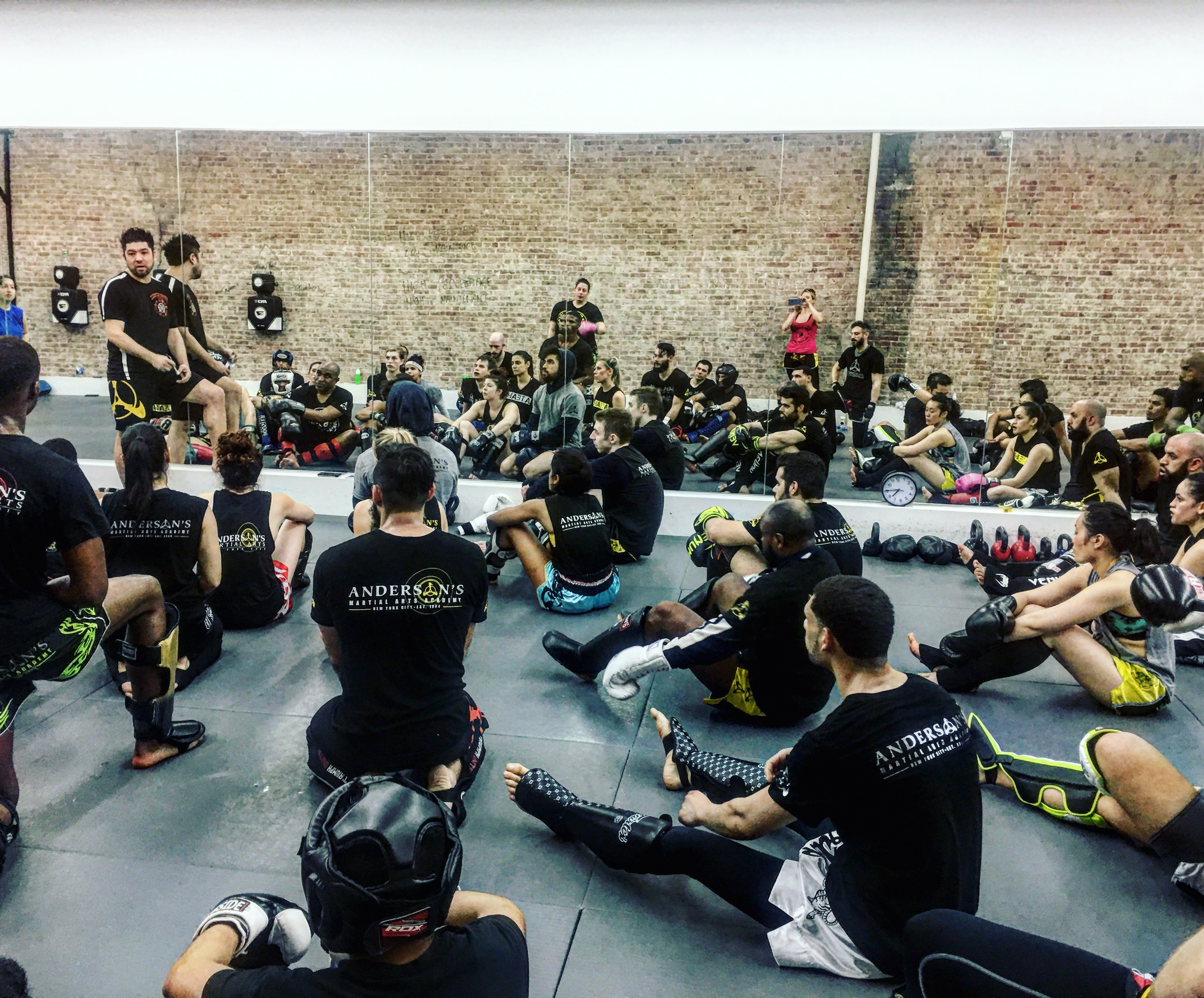 Mental Toughness In Martial Arts - Andersons Martial Arts Academy NYC