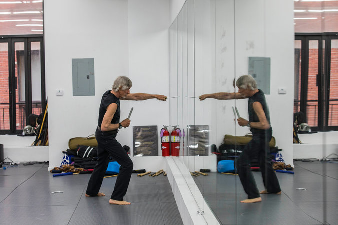 Scott Glenn, Wielding Knives on a Screen Near You - From New York Times - Filipino Martial Arts At Andersons Martial Arts Academy