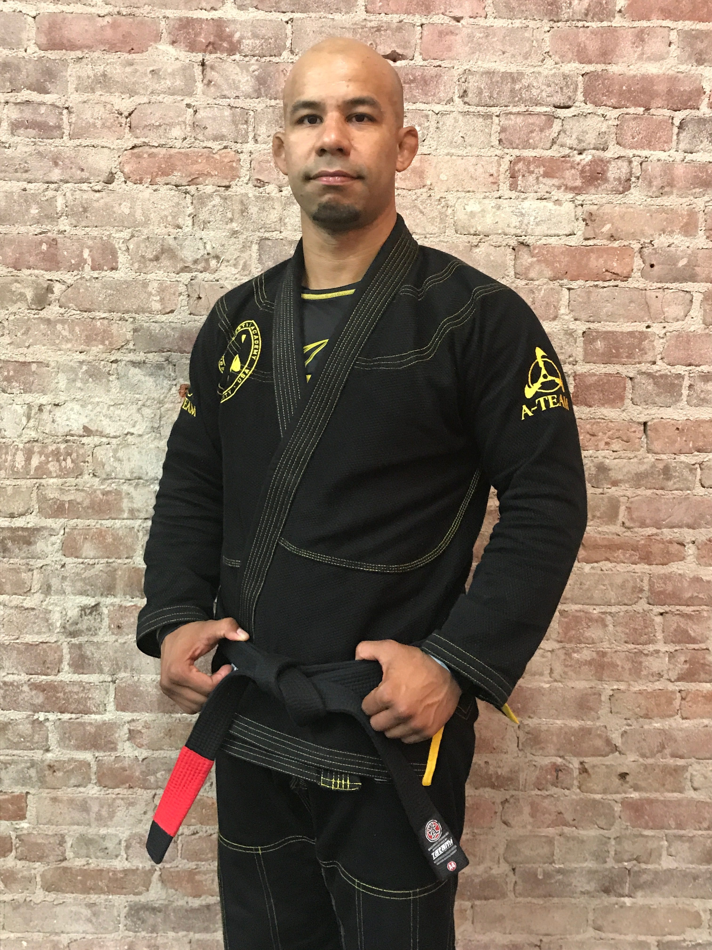 AMAA's New Brazilian JiuJitsu Instructor - ATeam & Team Clark Gracie NYC Team Up!