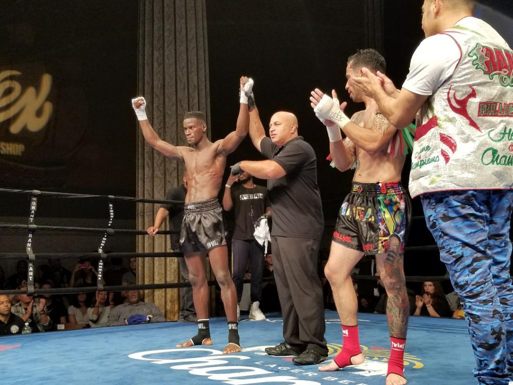 Andersons Martial Arts Academy Brings Home 2 Big Muay Thai Wins!