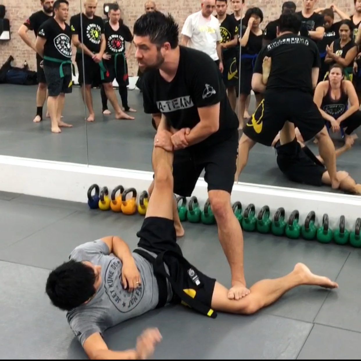 What is Modern Jeet Kune Do - Train Bruce Lee's Art In New York City