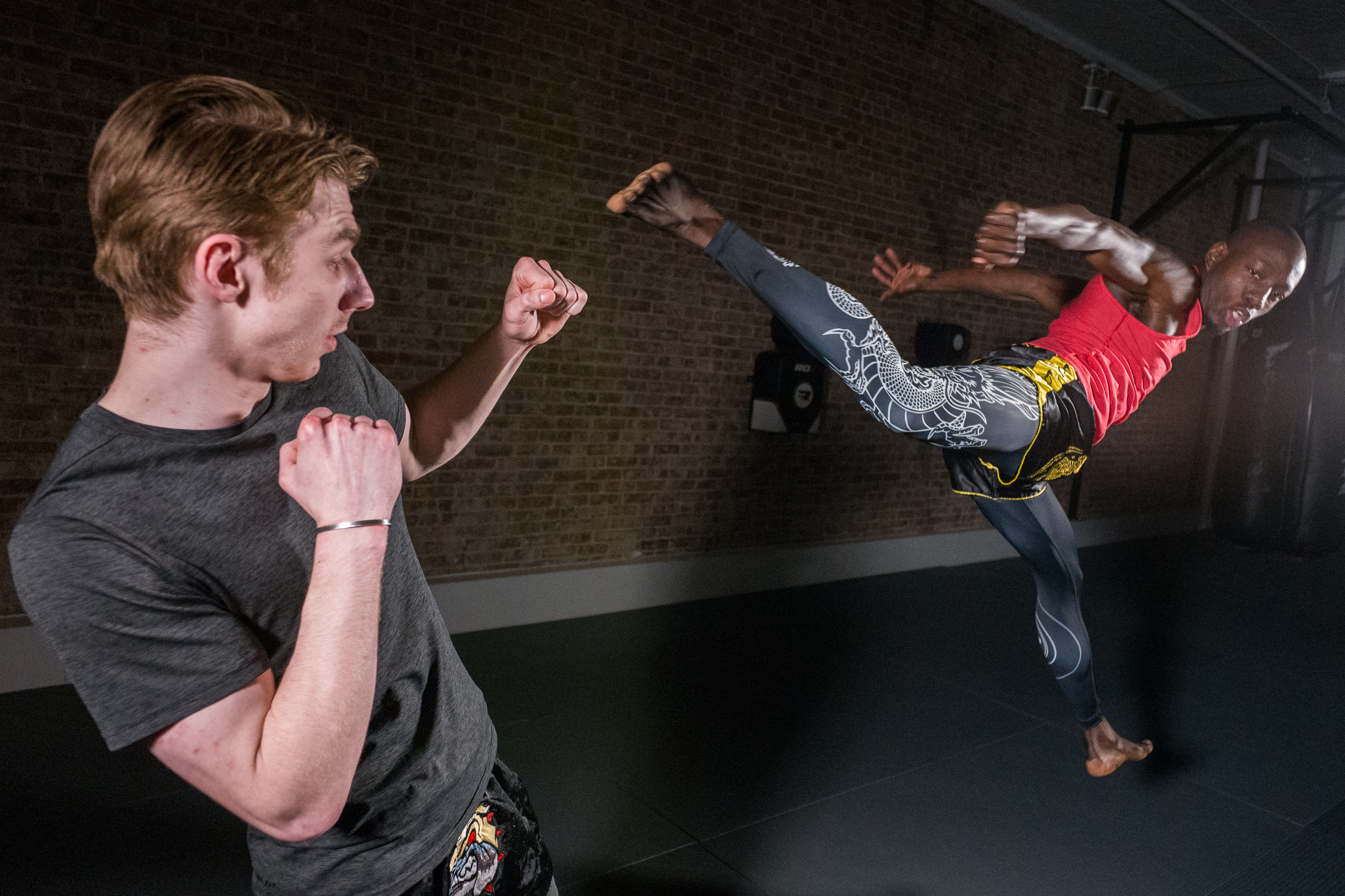 Annual Savate Seminar in New York City at Andersons Martial Arts Academy